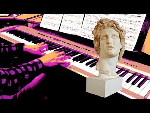 "MACINTOSH PLUS - ""リサフランク420 / 現代のコンピュー"" [Piano Cover] || DS Music"