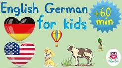 English German for children | Englisch Deutsch für Kinder