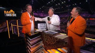 Darts Inside XXV - Volgend jaar Premier League in Amsterdam?!