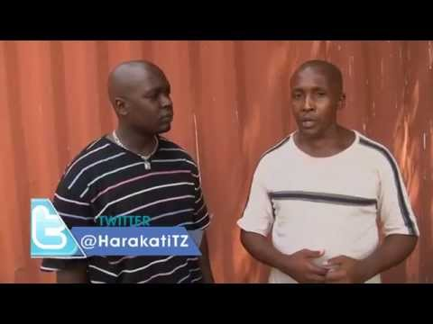 Harakati episode 3 Hosted by Kalapina- aired every saturday 7pm to 7:30 pm Clouds TV