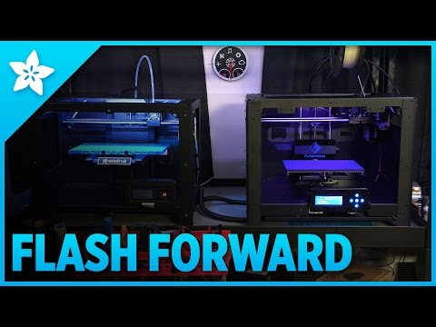 3D Hangouts - Flash forward