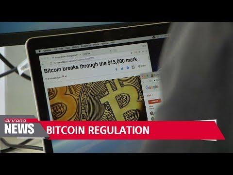 Korean gov't plans to regulate Bitcoin market