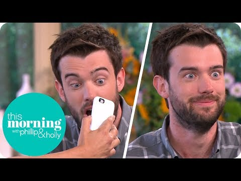 Holly Shocks Jack Whitehall With X-Rated Snap She Received From His Phone | This Morning
