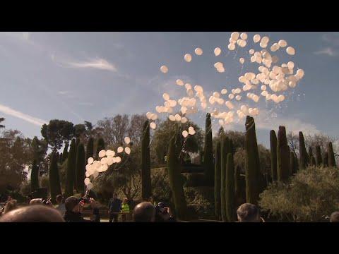 Madrid homenaxea ás vítimas do 11-M
