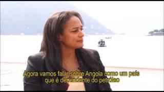Isabel dos Santos entrevista em inglês