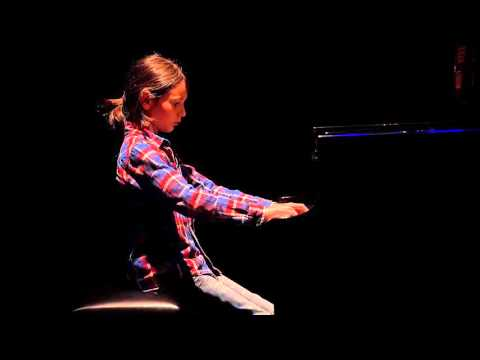 Three Piano Pieces | Ferris Tucsni | TEDxTheHague