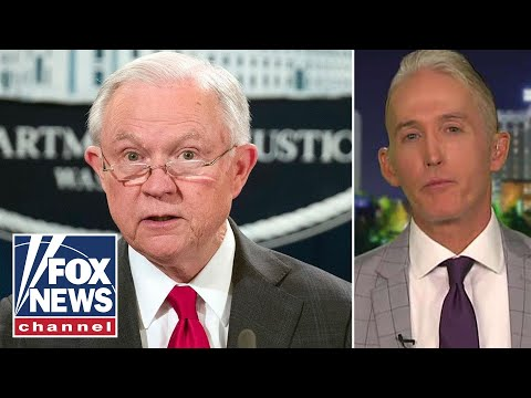 Trey Gowdy: Sessions