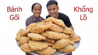 Bà Tân Vlog - Làm Mâm Bánh Gối Siêu To Khổng Lồ Siêu Ngon Siêu Hấp Dẫn