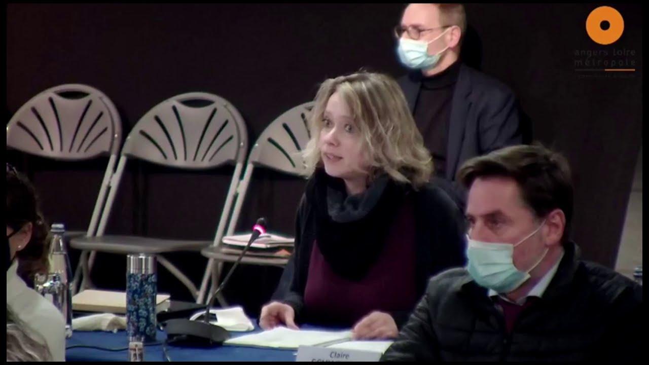 Conseil communautaire - 8 février 2020 - interventions