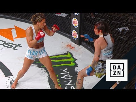 Best of Bellator | Julia Budd vs Talita Nogueira