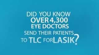 Eye Doctors Review LASIK at TLC Laser Eye Centers