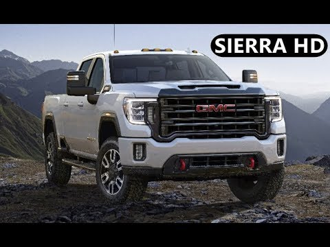 GMC Sierra HD Denali 2020 – Review – Design – Highlights – Using the 6 6L Duramax L5P V8 engine