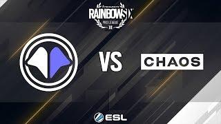 Rainbow Six Pro League - Season 8 - EU - Millenium vs. CHAOS - Week 13