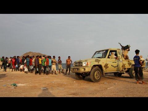 هيومن رايتس ووتش تتهم مسؤولين يمنيين بتعذيب واغتصاب مهاجرين أفارقة  - 10:23-2018 / 4 / 19