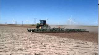 Great Plains Equipment Demo: Disc-O-Vator® at CJ Farms in Texas