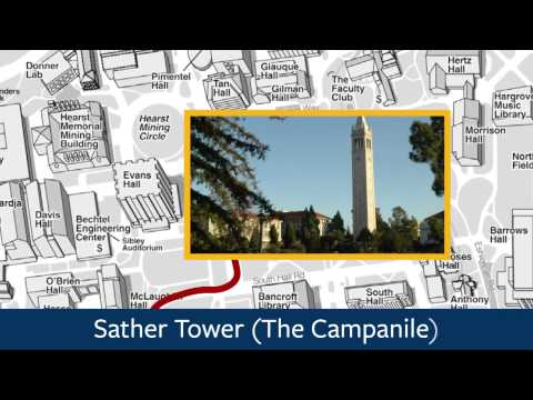 Take a Cable Car tour of the Berkeley Campus
