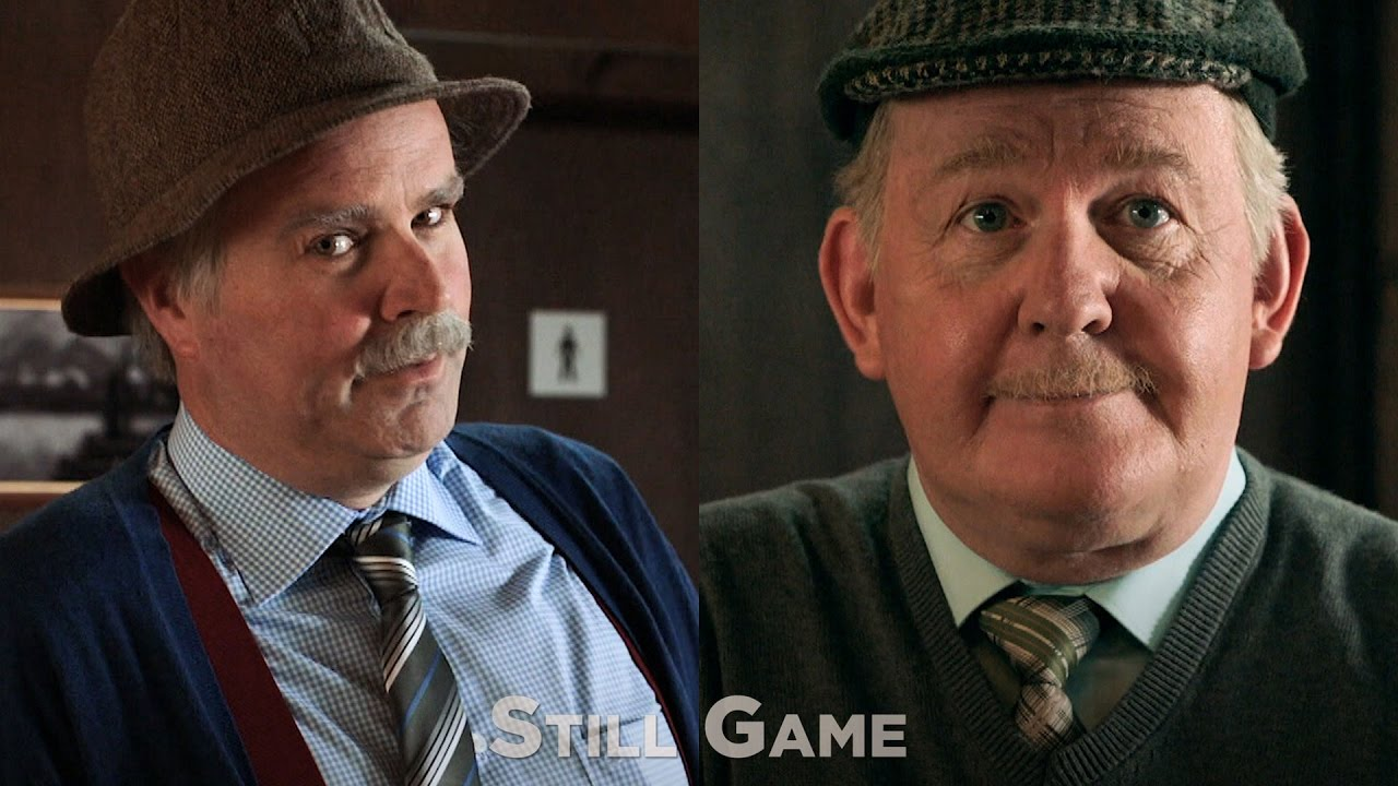 You Ll Be Very Weclome Still Game Series 7 Youtube