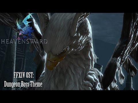 FFXIV OST Heavensward Dungeon Boss Theme ( Ominous Prognisticks )