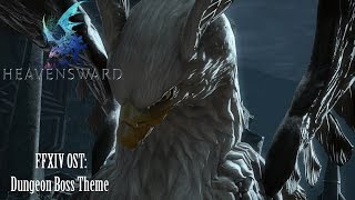 ffxiv ost heavensward dungeon boss theme ominous prognisticks