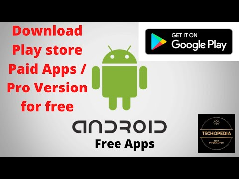 How To Download Paid & Pro Apps For Free   How To Download/Install Paid Pro Android Apps Free 2020