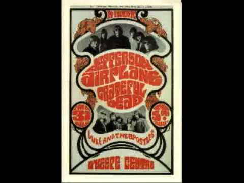 Grateful Dead and Jefferson Airplane - 3/5 of a Mile In 10 Seconds - 1967/08/05