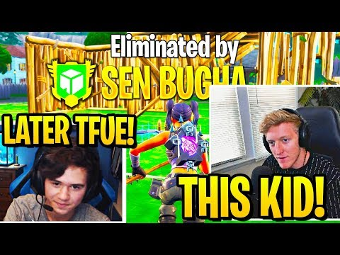 TFUE *FURIOUS* After BUGHA *GRIEFS* In PRO SCRIMS! (Fortnite)