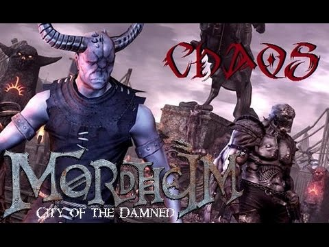 Mordheim: City of the Damned (Early Access Phase 5 Chaos skills) |