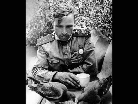 Военные песни 1941-1945 годов - Танго... - послушать в формате mp3 в отличном качестве