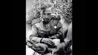 Песни военных лет СЕРЕЖКА С МАЛОЙ БРОННОЙ Фото Великой Отечественной войны 1941-45 Наталия Муравьева