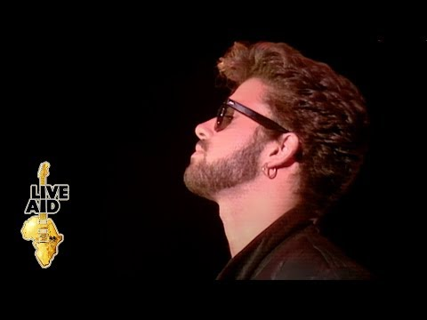 Elton John / George Michael - Don't Let The Sun Go Down On Me (Live Aid 1985)