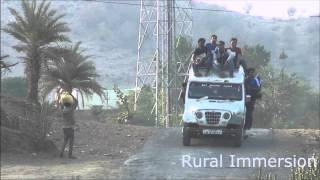 Rural Immersion -Teaser Group 7 PGP2014-16
