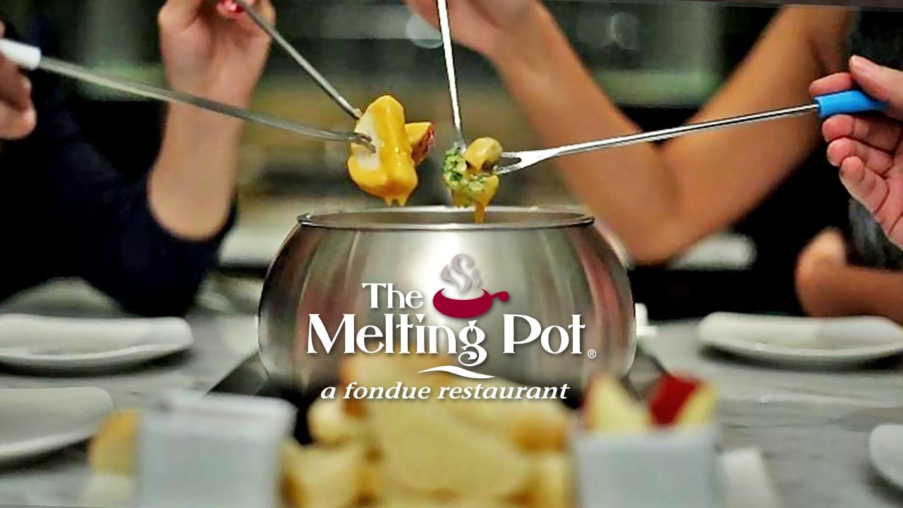what is melting pot for today Melting pot definition is - a place where a variety of races, cultures, or individuals assimilate into a cohesive whole a place where a variety of races, cultures, or individuals assimilate into a cohesive whole the population of such a place.