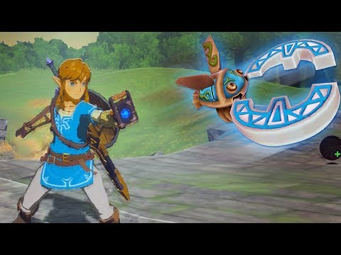 5 Zelda Items that Breath of the Wild Should Have Included