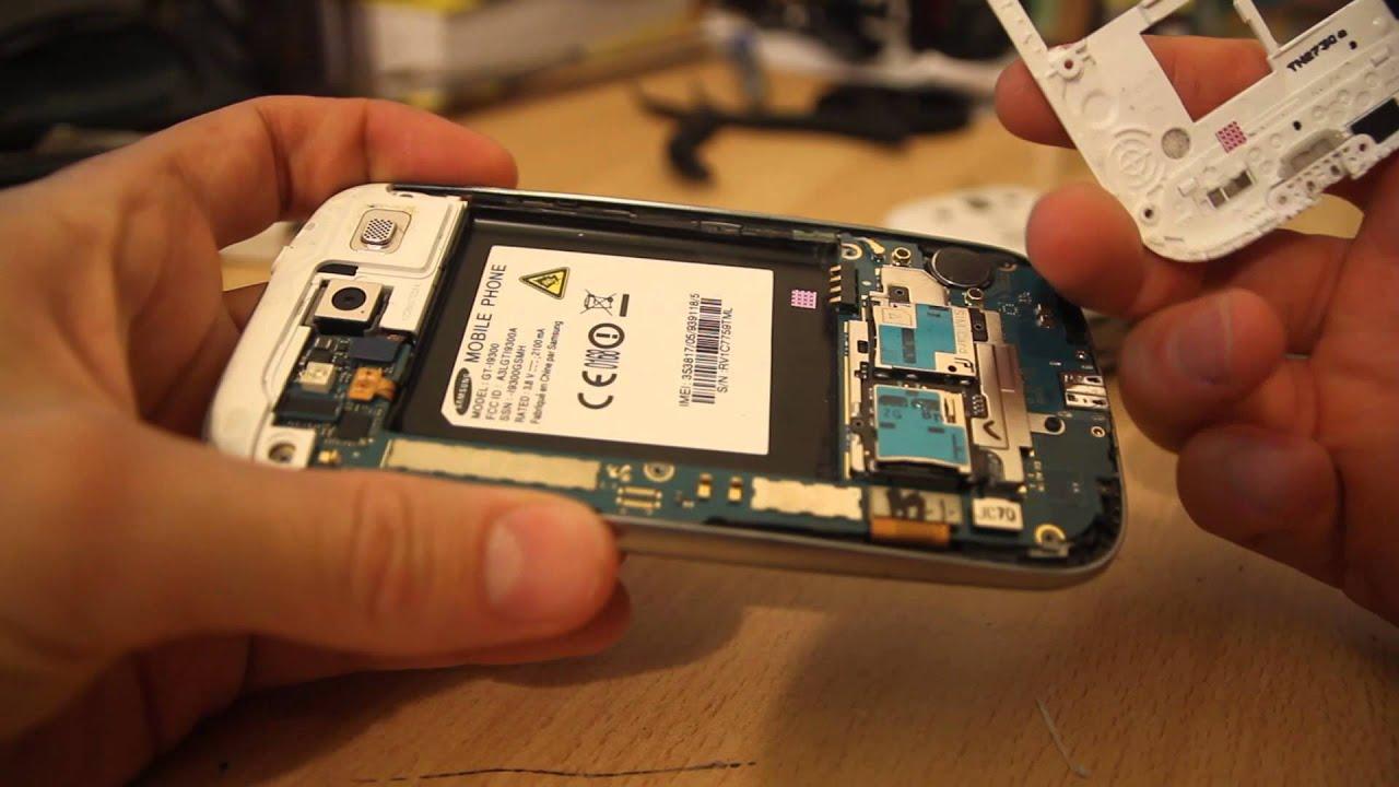 R 233 Solution Probl 232 Me De Connecteur Usb Samsung Youtube