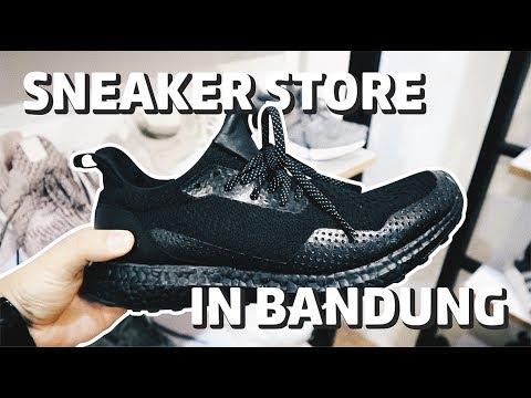 Sneaker Shops di Bandung Bahasa Indonesia