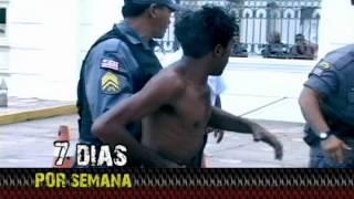Chamada Comando 190, TV Maranhense. São Luís - MA