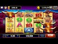 Longhorn Aristocrat Slot Gameplay For iOS (HUGE BONUS!!! - MUST WATCH!!!)