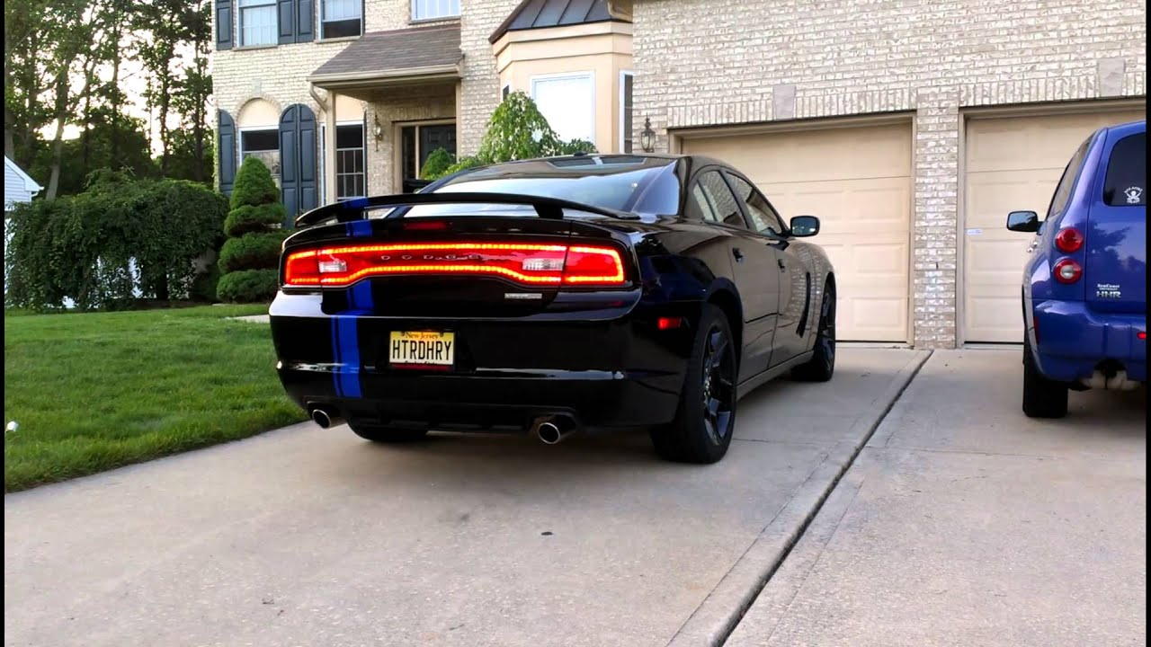 Hotrodharrys Exhaust Mopar 11 Dodge Charger Sold Youtube