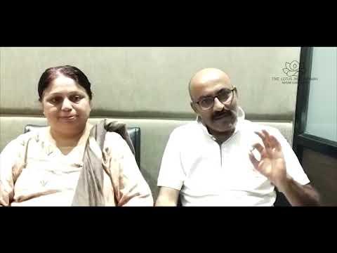 Mr.Rajumar Makhija and Suman Makhija -Raipur-Detoxification at Five Lotus.