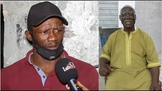 Émouvante réaction de Tapha Boy Bambara suite au décès de son parrain Boy Bambara...