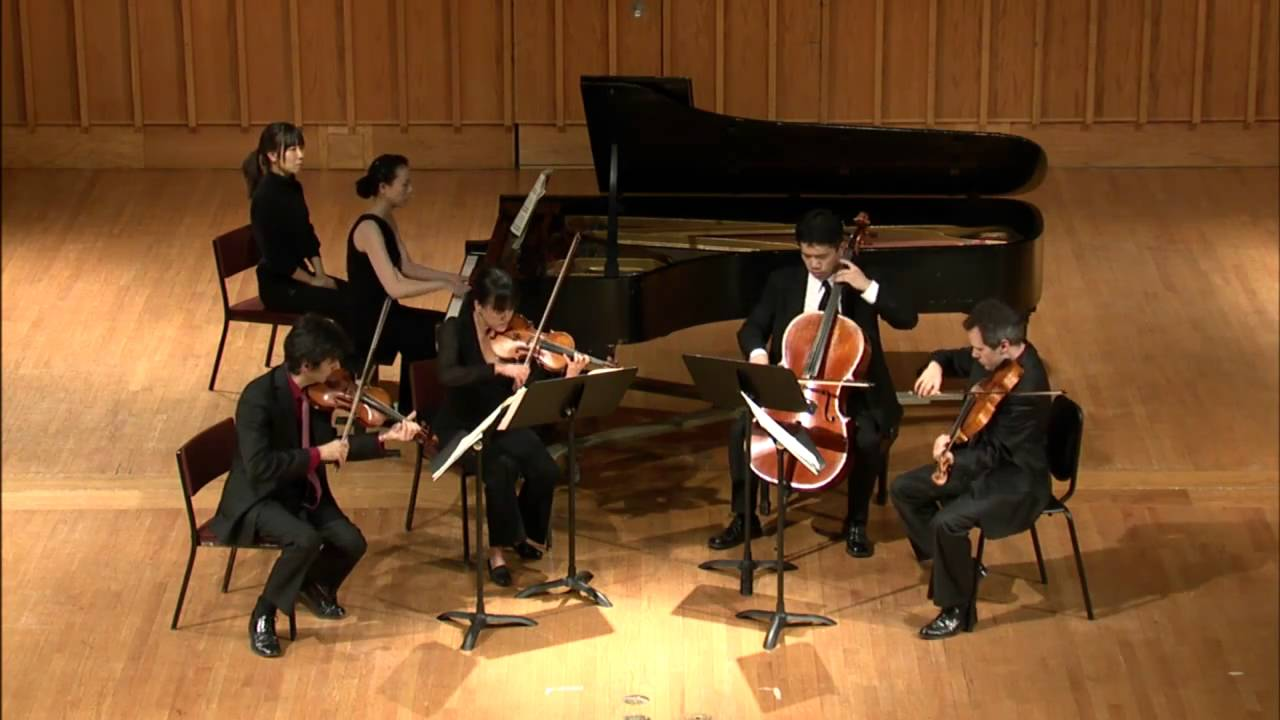 Image result for piano quintet