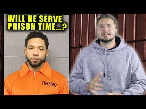 Is Jussie Smollett Going To Prison..?