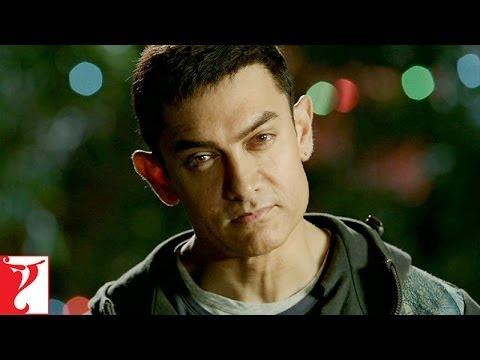 Dialogue Promo | Maskara, Majakiyaan, Vidhushak, Joker, Clown | DHOOM:3 | Aamir Khan