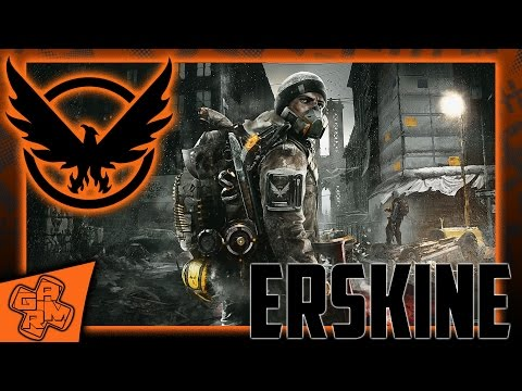 The Division Erskine Roaming Boss Location