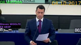 EX UKIP MEP – POWERFUL CRITICISM OF EU HYPOCRISY OVER CATALONIA - GREAT SPEECH – #NotOnMSM
