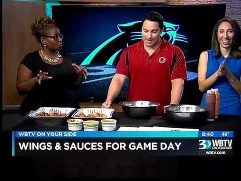 WBTV-Charlotte, North Carolina: Buffalo Wings & Rings Offers