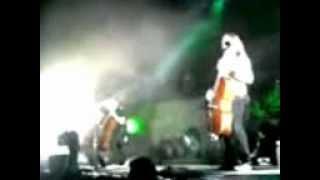 Apocalyptica - Hall Of The Mountain King - 7th Symphony World Tour Monterrey 2012