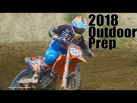 RAW Outdoor National Prep at Pala Raceway - Motocross Action Magazine