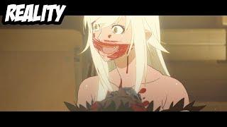 Kizumonogatari Part 3: Reiketsu-hen Live Reaction