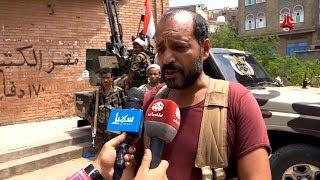 قيادي منشق عن كتائب أبو العباس يدعو زملائة للالتحاق بالجيش الوطني وعدم الارتهان للمصروف اليومي